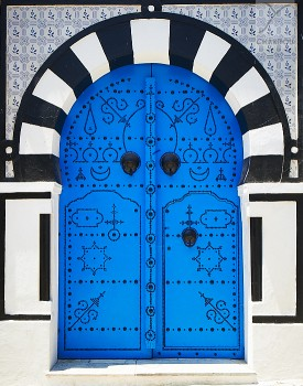 Porte bleue la boutique yannick charifou photography - La porte bleue en belgique ...
